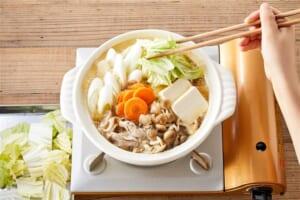 豚肉で作る「コクうま野菜だし鍋」の作り方_1_1