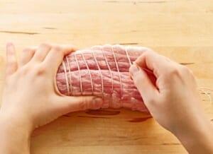 鶏と帆立だしの簡単煮豚の作り方_1_1