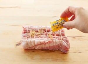 鶏と帆立だしの簡単煮豚の作り方_1_2