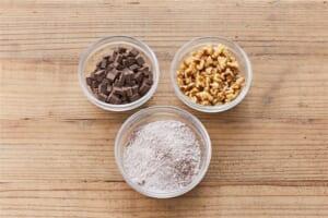 チョコレートブラウニーの作り方_0_1