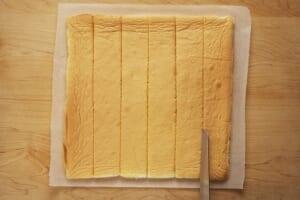 ホワイトベアのロールケーキの作り方_6_1