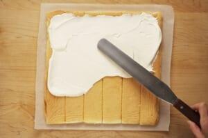 ホワイトベアのロールケーキの作り方_7_1