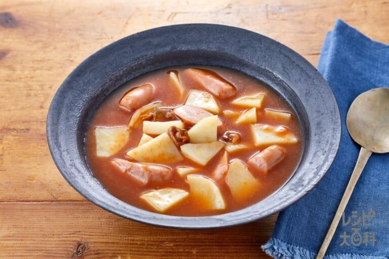 カムジャタンスープ