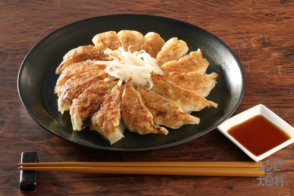 浜松風 餃子(餃子の皮+豚ひき肉を使ったレシピ)