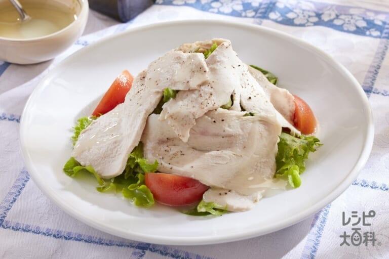 地中海風 若鶏のサラダ