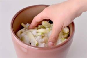 らっきょうの甘酢漬けの作り方_2_1