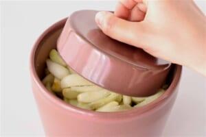 らっきょうの甘酢漬けの作り方_2_3