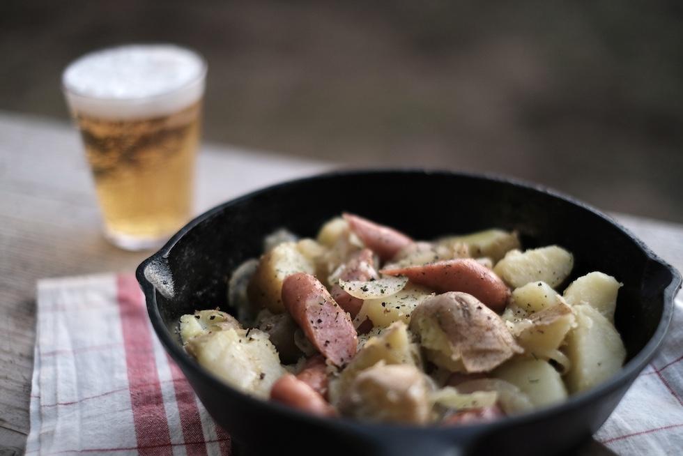 「鍋キューブ」で!人気キャンパーYURIEさんの秘密レシピ