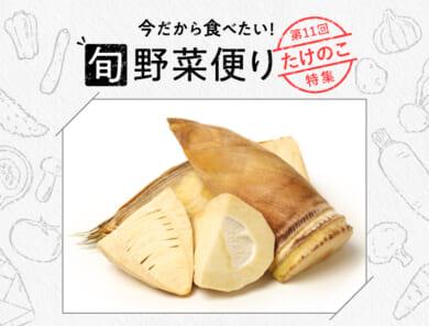 旬野菜便り♪たけのこの基本のゆで方とおすすめレシピをご紹介!
