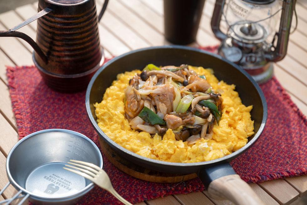 「Cook Do きょうの大皿」で簡単!家族で楽しむアウトドア飯
