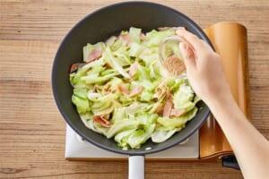 キャベツとベーコンのさっと炒めの作り方_2_1