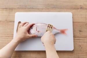 土鍋で作る 今治鯛めしの作り方_1_0