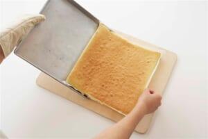 いちごのヨーグルトロールケーキの作り方_5_0
