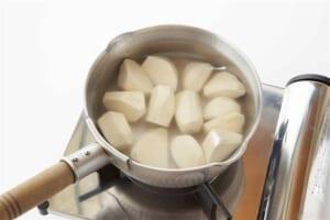 八つ頭の白煮の作り方_1_1