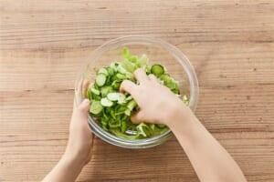 キャベツときゅうりのコールスローサラダの作り方_1_1