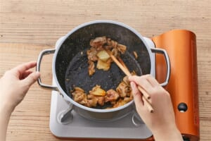 簡単豆腐チゲの作り方_2_1