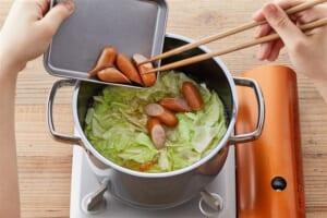 たっぷり野菜のコンソメスープの作り方_2_1