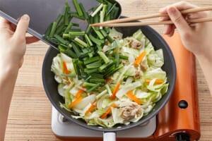 中華屋さんの肉野菜炒めの作り方_1_0