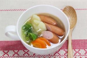 簡単野菜スープの作り方_1_2
