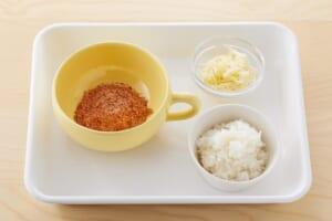 トマト de チーズリゾットの作り方_0_1