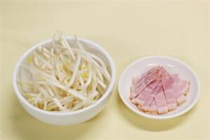 ベーコンともやしの簡単スープ やってみ!!の作り方_0_1
