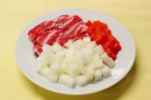 豚バラ大根丼の作り方_0_1