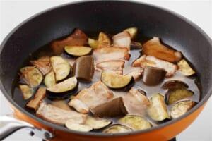 豚肉となすの炒めカレーの作り方_2_2