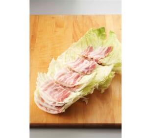 豚バラと白菜の重ね鍋<塩分控えめ>の作り方_0_2
