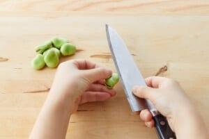 そら豆とえびの中華炒めの作り方_0_0