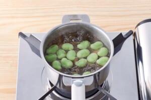 そら豆とえびの中華炒めの作り方_1_0