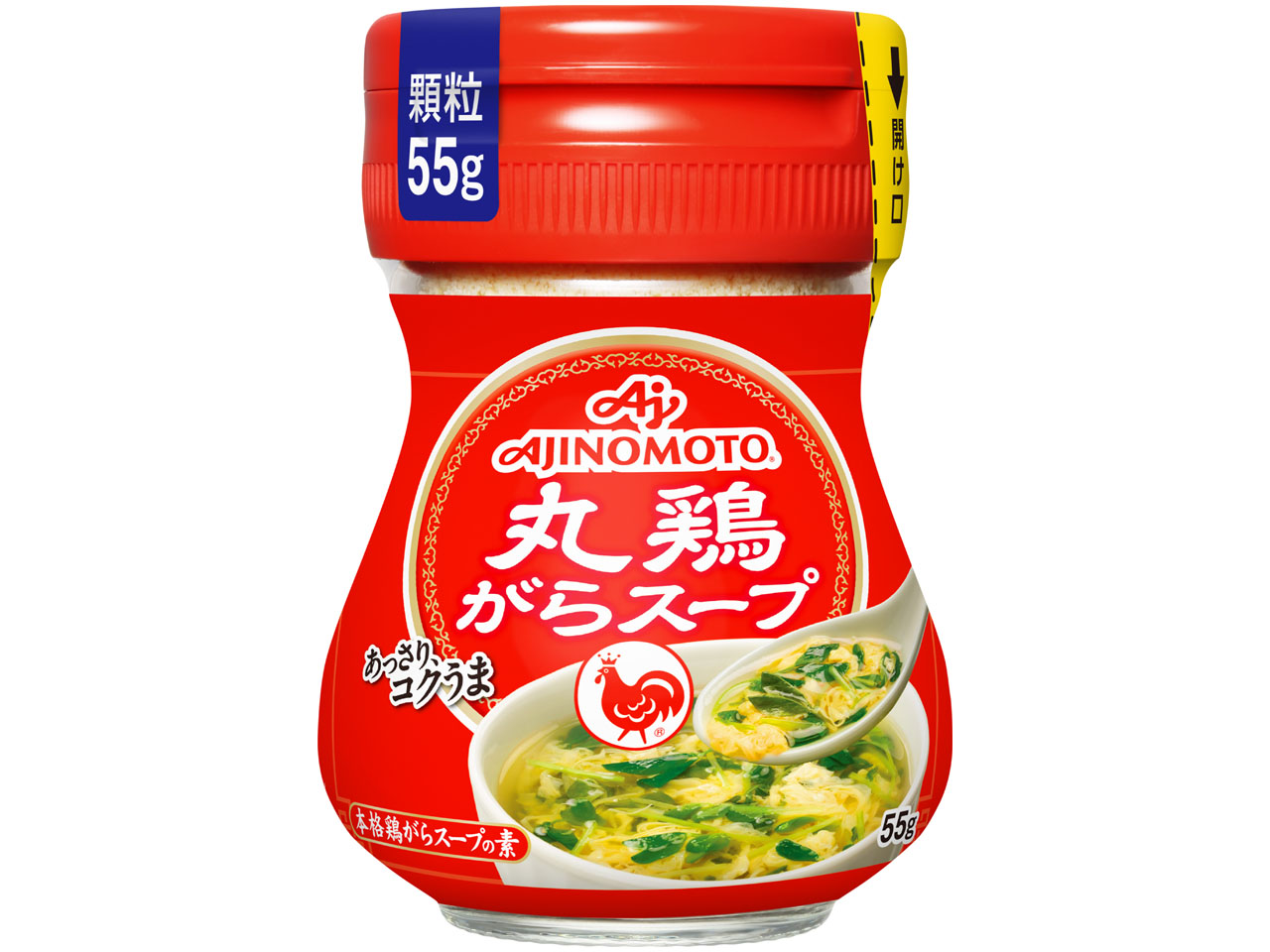 鶏がらスープの素